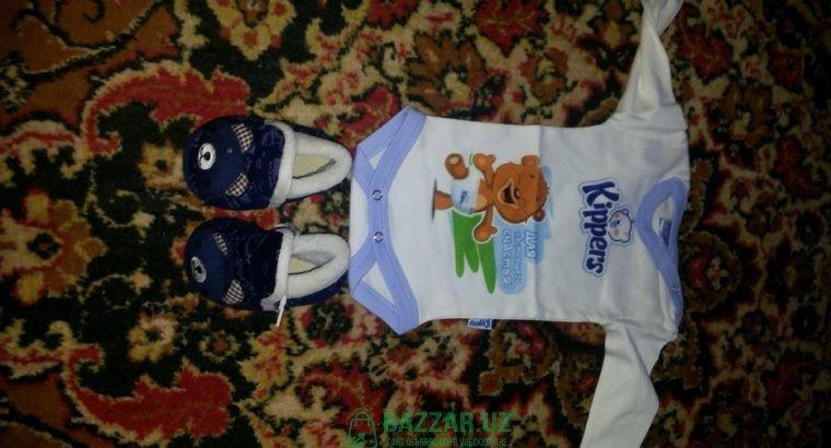 Продается одежда для новорожденного