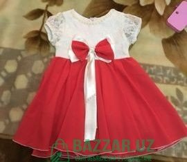 Платье 1-1,5 лет