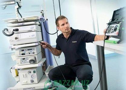 Ремонт медицинского оборудования в Узбекистане