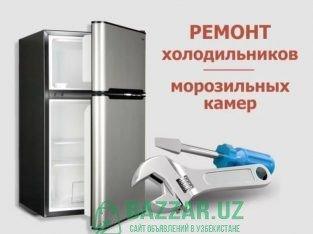 Обслуживание и Ремонт холодильников