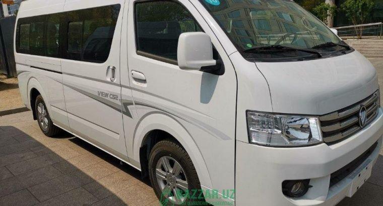 Люкс микроавтобус FOTON VIEW CS2 EURO 5 (TOYOTA дв