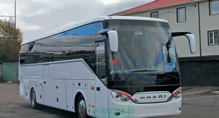 Туристический автобус SETRA (ANKAI A9) на метане