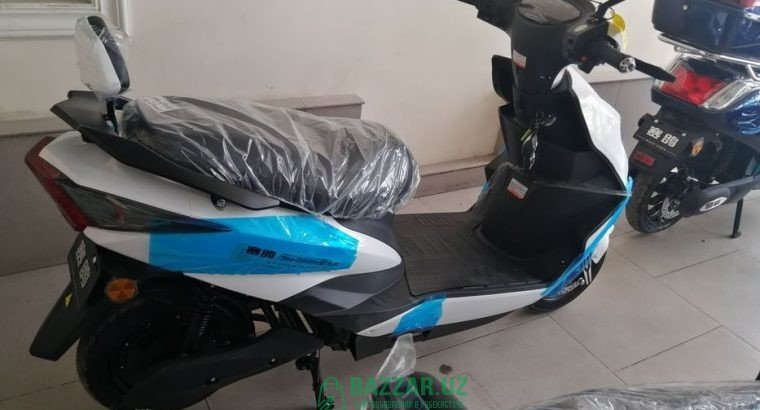 Скутер электрический ZN