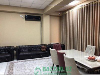 Офис Себзор 300м2 мебель техника