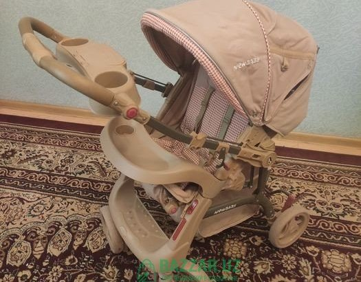Детская коляска Newbaby