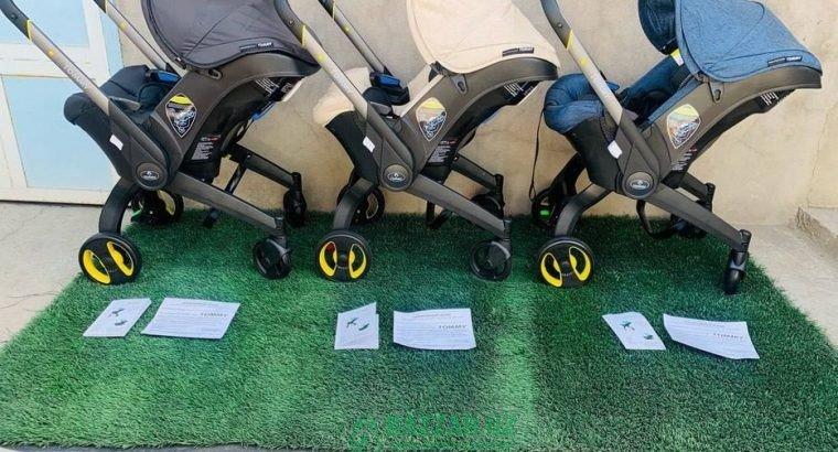 Новый дизайн прогулочная коляска и автокресла Tomm