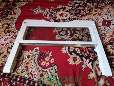 Продам полку 48×36 см стеклянную складную для холо