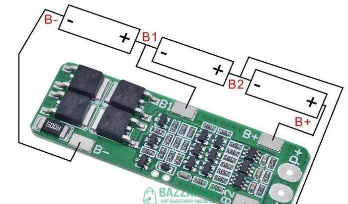3S 20A литий-ионный Батарея 18650 Зарядное устройс