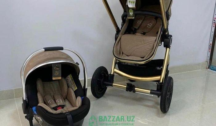 Детские коляска трансформер For Baby 2в1 бесплатна