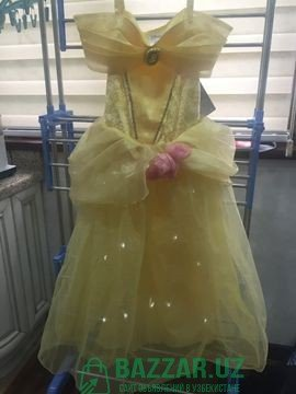 Светящееся платье принцессы Дисней Белль от Disney