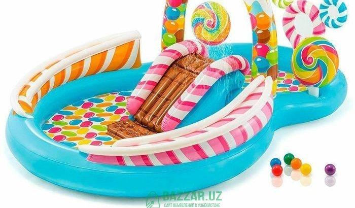 Бассейн Игровой центр для детей Доставка бесплатно