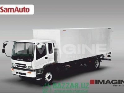 Фургон (закрытый металлический) ISUZU FVR 33PLX