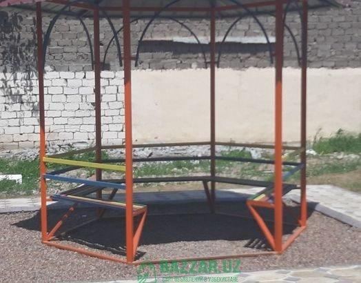 Детские площадки на заказ