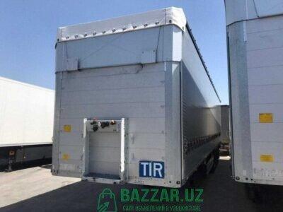 Шторный полуприцеп Schmitz Cargobull Standard Univ