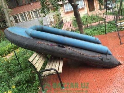 Продаю резиновую лодку Караидель 2