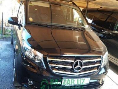 Mercedes Benz Vito Tourer 2017