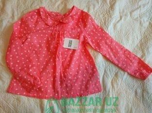 Блузка для девочки продается