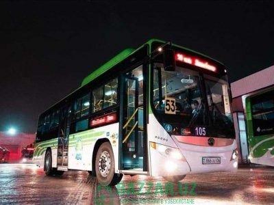 Городской автобус Yutong
