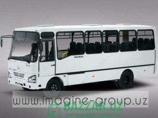 Пригородный Автобус, годовая 15%