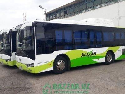 Asia star автобуслари сотилади 32мест метан газ ко