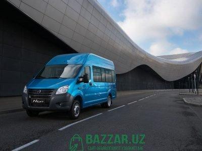 Микроавтобус GAZelle Next, новый, 16+1 мест