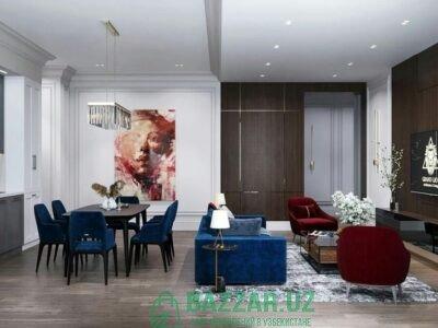 Продам квартиру 3/4/10, 121 кв.м., в новостройке M