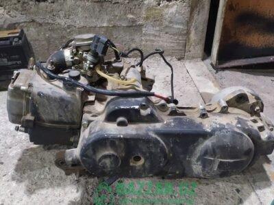 Двигатель Jeyran 80