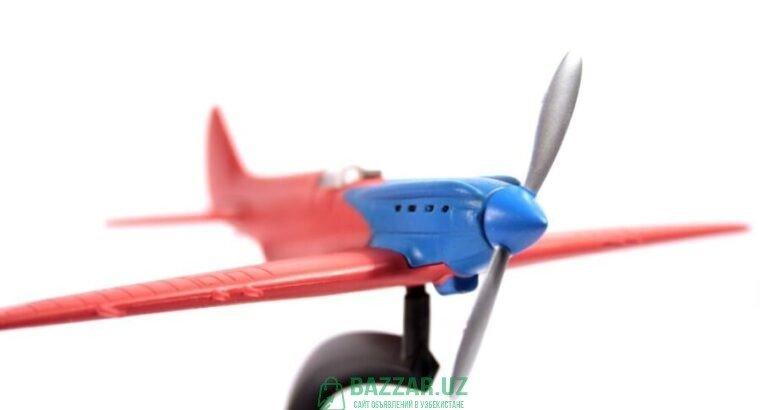 Игрушечный самолет И-17 в масштабе: 1:77