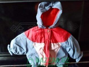 Детская курточка возраст 1,5 — годика