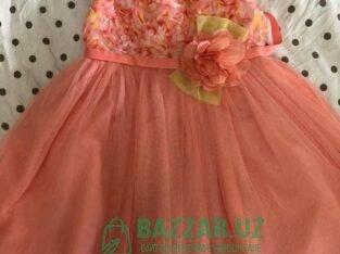 Бальное платье на 5 лет