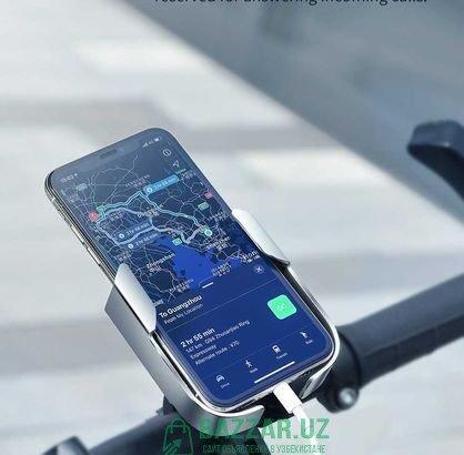 Baseus Универсальный Держатель Телефона для Велоси