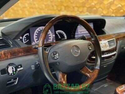 В Продаже Mercedes Benz S550 W221