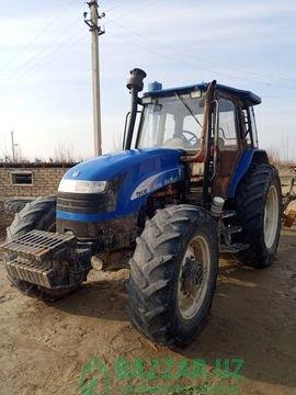TS 135 traktori sotiladi yili 2011