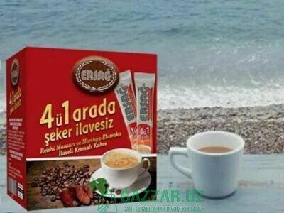Турецкое кофе Ersag для похудение