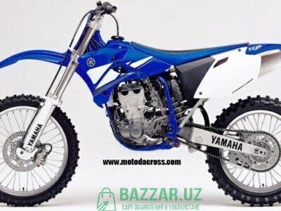 Продам двигатель от YAMAHA YZ450F