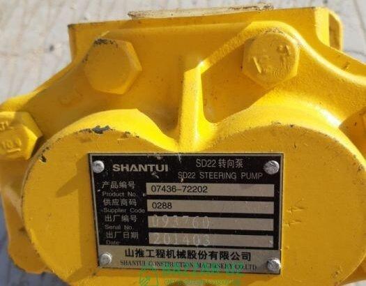 Продам насос шестеренный от Shantui