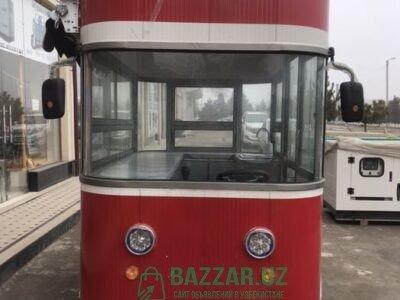 foodtruck food car вагон для передвижной торговли