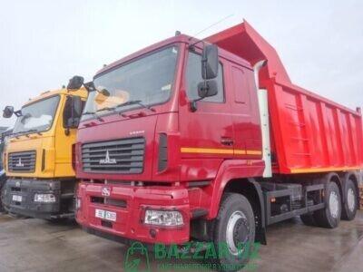 Автосамосвал МАЗ — 23 тонн