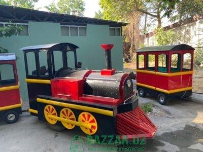 Парковый паровоз