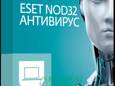 ESET NOD32 Антивирус 1 год на 1 ПК