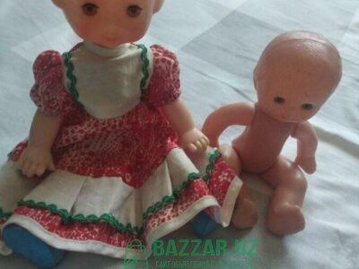 Куколки СССР для коллекционеров.