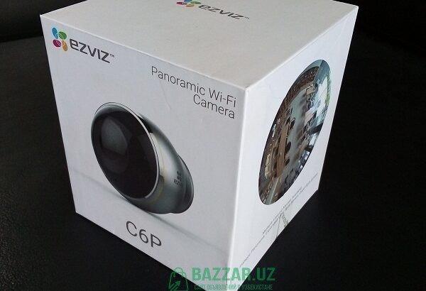 Панорамная камера видеонаблюдения Ezviz
