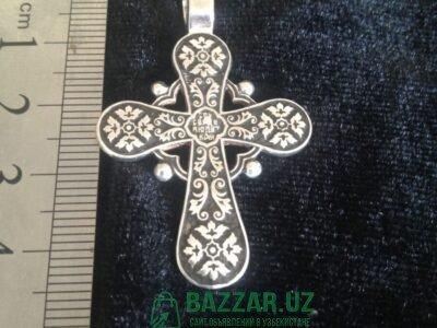 Нательные кресты -Спаси и Сохрани.