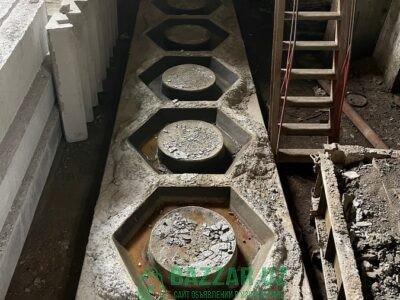 Продам б/у металлоформы для ЖБИ, оборудование