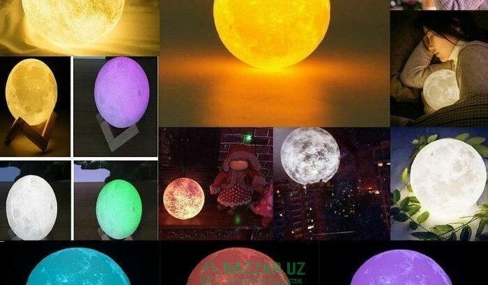 3D Moon Lamp доставка! Сенсорли 3 D ой!