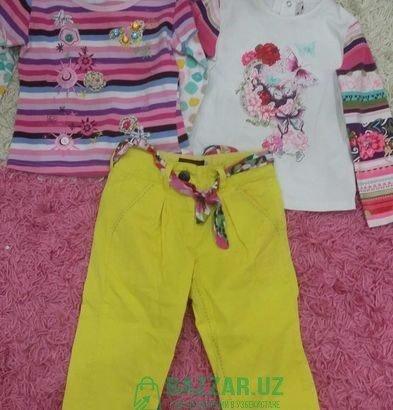 детская костюм на девочку