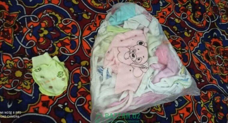 Продам Детская одежду