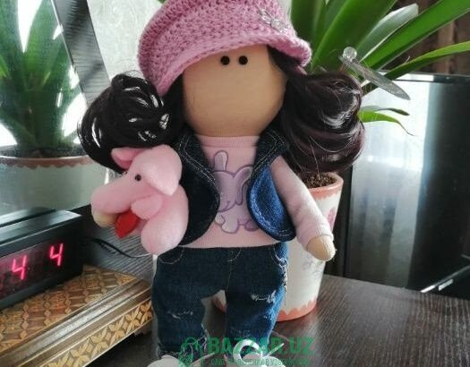 Интерьерная кукла. Ручная работа!!!