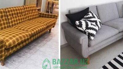 Реставрация мягкой мебели перечисление есть!