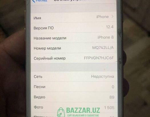 apple iphone 8 64GB GOLD LL/A